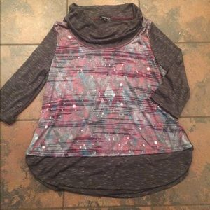Tops - La threads shirt size 1x new without tags